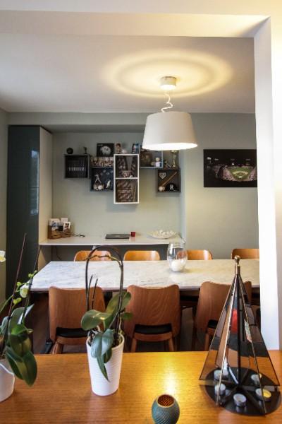 Projet salle à manger
